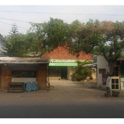 Jual Rumah + Tanah Luas di Jalan A Yani Mulyoharjo 9 KT 6 KM Lokasi Strategis - Pemalang