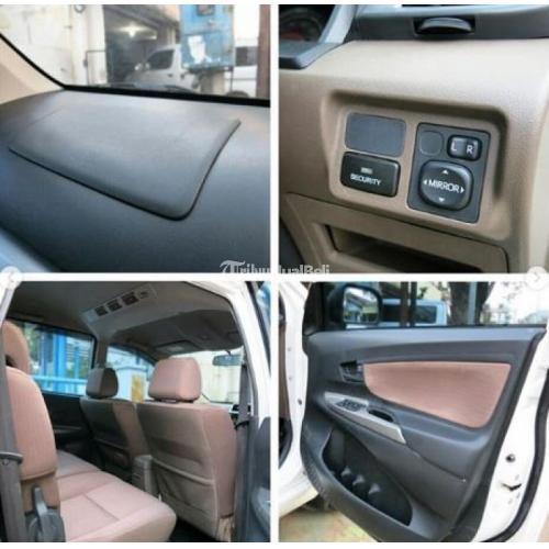 Mobil Bekas Toyota Avanza Tipe G Manual 2016 Plat L Surat ...