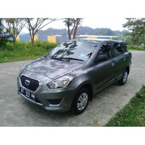 Mobil Bekas Datsun Go Panca 1 2 Tahun 2015 Normal Bisa Kredit Harga Murah Di Samarinda Tribunjualbeli Com