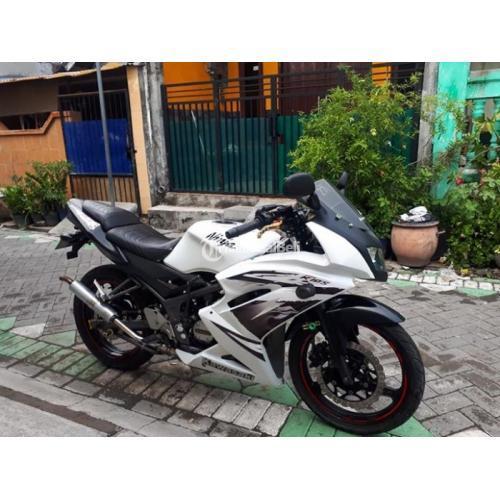 Motor Sport Murah Kawasaki Ninja 150 KRR Bekas Tahun 2012 ...