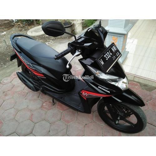 Motor Honda Beat Eco Bekas Tahun 2017 Second Original Lengkap Pajak Hidup Murah Di Sidoarjo Tribunjualbeli Com