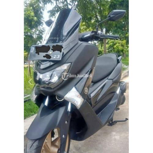 Motor Matic Bekas Yamaha Nmax 2018 Low Km Harga Nego Di Bandung Tribunjualbeli Com