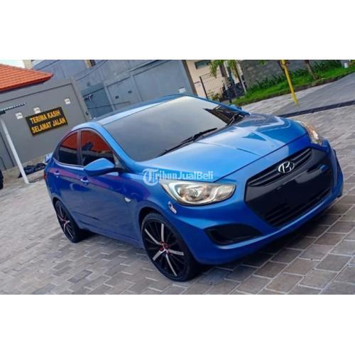 Kredit Mobil Hyundai Excel Iii Bekas Tahun 2013 Normal Dp Minim Irit Bbm Murah Di Bali Tribunjualbeli Com