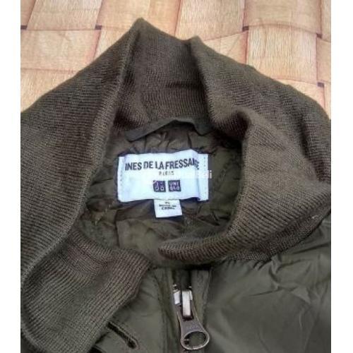 Jaket Bomber Uniqlo Size M Kondisi Seperti Baru Siap Pakai - Palembang
