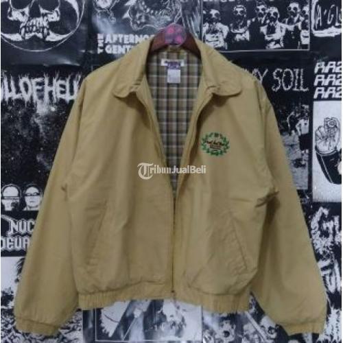 Jaket Vintage Kondisi Second Like New Tag Donna Paljin Clain - Bandung