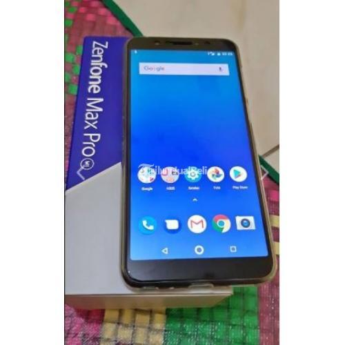 Hp Bekas Asus Zenfone Max Pro M2 Pemakaian Singkat Fullset Ori Di Palembang Tribunjualbeli Com