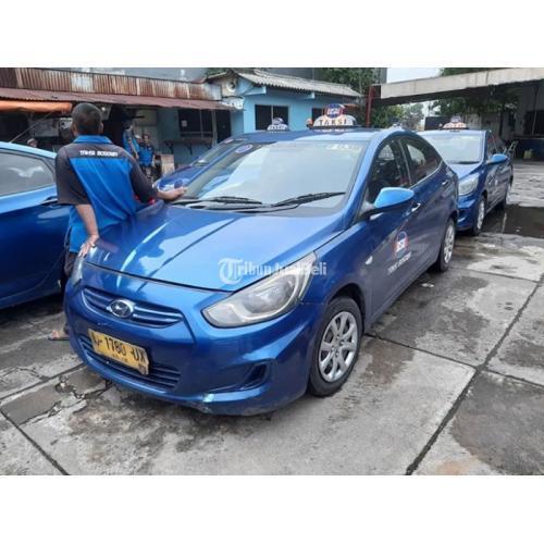 Mobil Sedan Bekas Hyundai Excel Iii Tahun 2013 Second Normal Harga Murah Istimewa Di Surabaya Tribunjualbeli Com