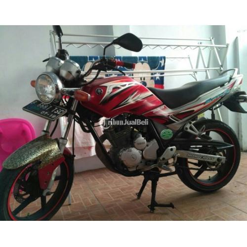 Motor Yamaha Scorpio Z Tahun 2008 Bekas Second Harga Murah - Jakarta Timur