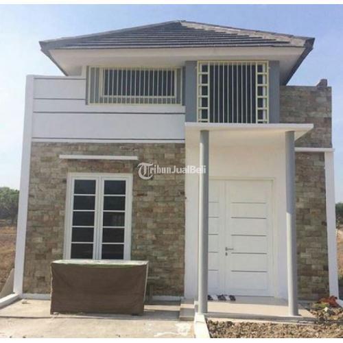 Rumah Graha Uno Residence Lokasi Strategis One Gate System Kondisi Baru - Gresik