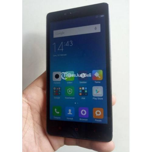 Xiaomi Redmi Note 1 Sudah 4G Ram 1 GB Barang Segel Mulus Normal - Semarang