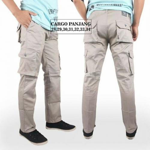 Celana Cargo Panjang, Mantap Buat Gaya, Harga Rp 140 Ribu - Ciamis