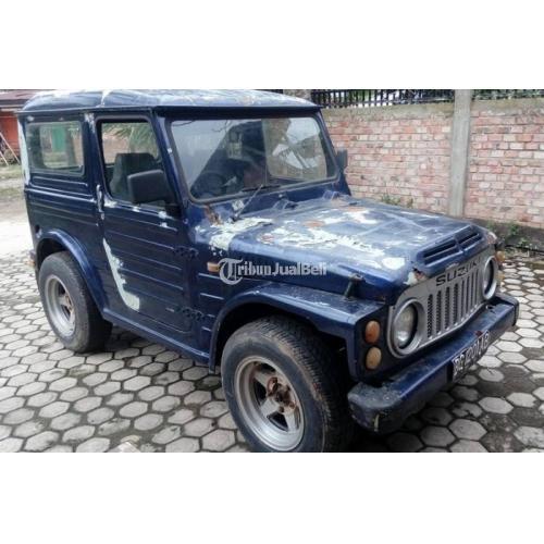 Suzuki Jimny Lj 1980 Jangkrik Surat Lengkap Pajak Hidup Barang Orisinil Di Palembang Tribunjualbeli Com