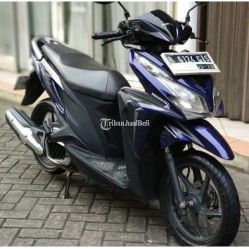 Motor Second Honda Vario Techno 125 Cbs Iss 2014 Mulus No Modif Pajak Isi Di Tangerang Tribunjualbeli Com