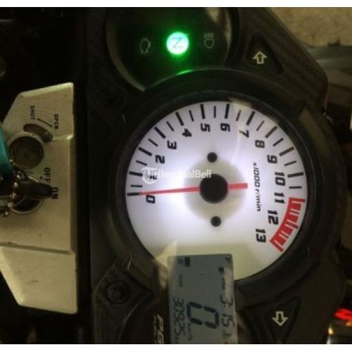 Moge Seken Kawasaki H2 2015 Pajak Panjang Unit Jarang Pakai - Balikpapan