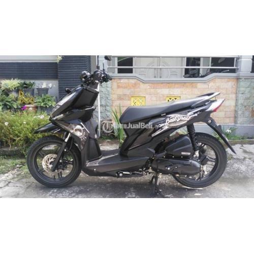 Motor Honda Beat Street Esp Cbs Tahun 2017 Bekas Like New Matik Murah Low Km Di Jawa Timur Tribunjualbeli Com