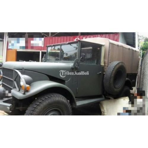 Mobil Antik Langka Toyota FQ15 4wd Tahun 1964 - Cinangka Sawangan Depok