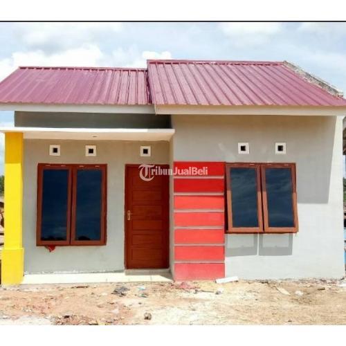 Rumah Baru Murah Minimalis 36/72 DP Bisa Dicicil Lokasi Strategis - Batam