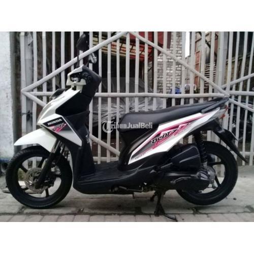 Motor Honda Beat Tahun 2013 Seken Normal Matik Murah Pajak Hidup - Surabaya