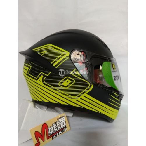 Helm Agv K1 Edge Rossi Original Full Face Asian Fit New Harga Murah Di Surakarta Tribunjualbeli Com