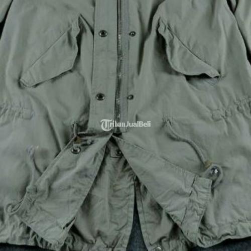 Em Polham Parka Jacket Second Very Good Condition Mulus Siap Pakai - Jember