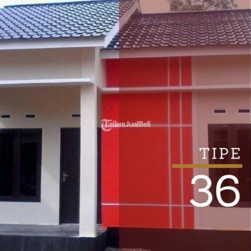 Rumah Type 36 Subsidi Harga Murah Bisa KPR Kondisi Baru di ...