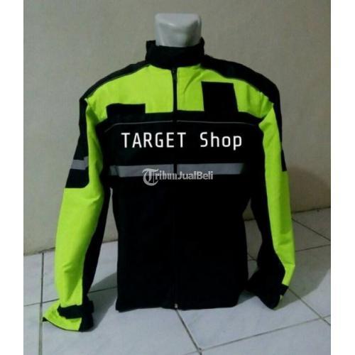 Jaket Touring parasit TASLAN 100% anti air M,L,XL,XXL - Malang