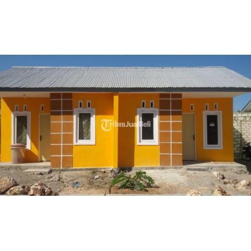 Rumah Dikontrakan 2 KT 1 KM Ada Dapur dan Ruang Tamu - Kupang
