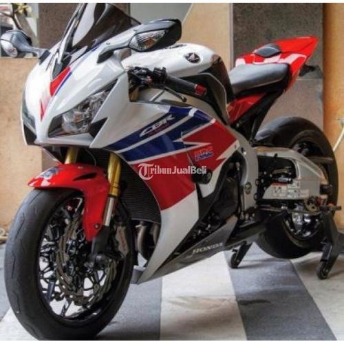 Motor Gede Second Honda Cbr 1000 Hrc 2013 No Paper Full Aksesoris Di Jakarta Tribunjualbeli Com