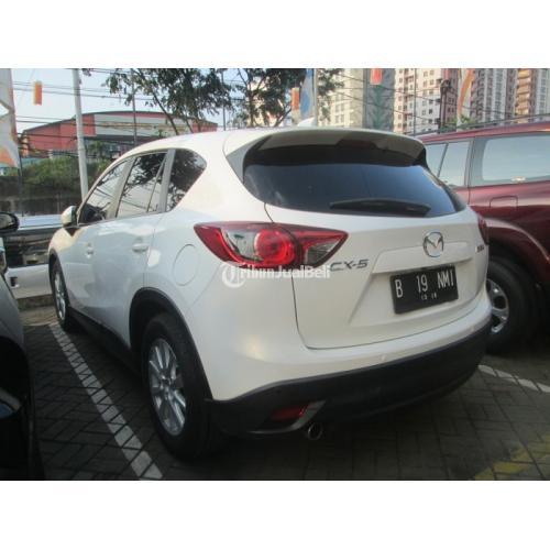 Mobil Mazda CX 5 Touring Tahun 2013 Bekas Matik Murah ...