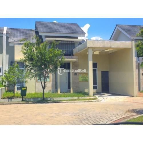 Rumah Semi Furnished Murah di Citra Indah City Cluster Rosemary Strategis SHM - Bogor