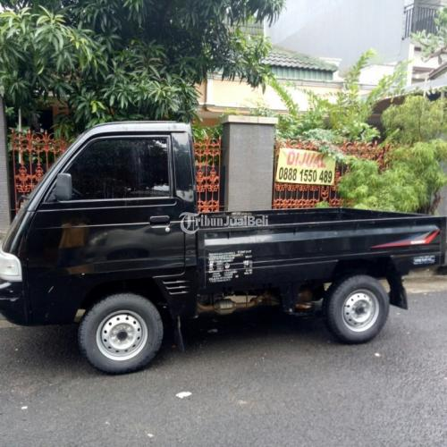 Suzuki Carry Pick up 2017 Super Cargo KIR jalan Surat Komplit - Tangerang