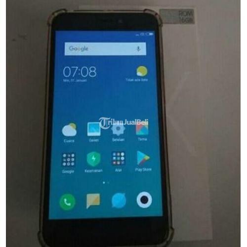 Hp Bekas Xiaomi Redmi 4x Fullset No Minus Kondisi Siap Pakai Di Depok Tribunjualbeli Com