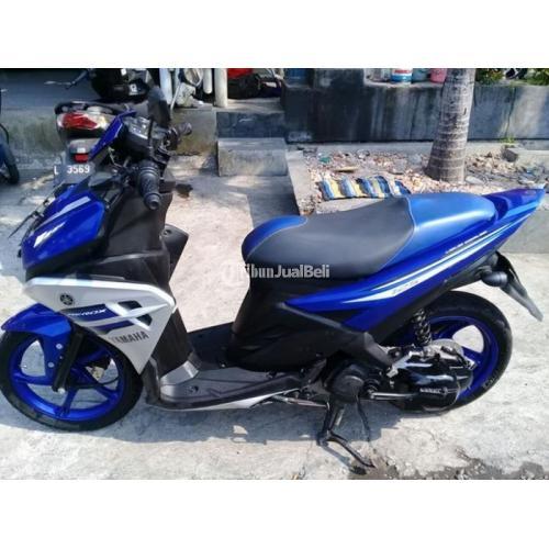 Motor Aerox 125 Bekas Matic Yamaha Murah Tahun 2016 Normal Terawat - Surabaya