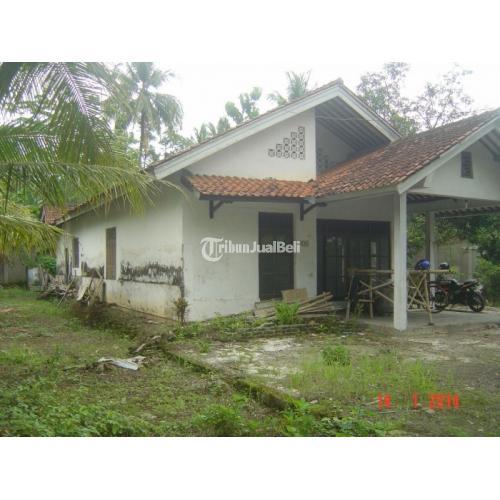 Rumah Model Lama Layak Huni Ada Tanah Luas 3 Meter - Banjar Patroman, Ciamis