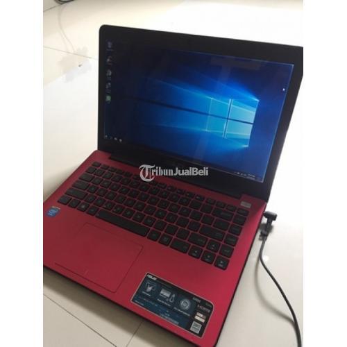 Laptop Bekas Asus X402C Intel Celeron Normal Baterai Awet Harga Murah - Jawa Barat