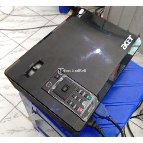 Proyektor Acer X1161N 2500 ANSI Lumens Cahaya Super Cerah Cocok Buat Kantor atau Sekolah - Solo