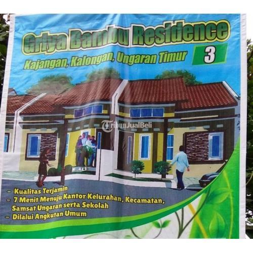 Dijual Rumah Lokasi Strategis Harga Murah Kamar 3 Air PDAM - Ungaran