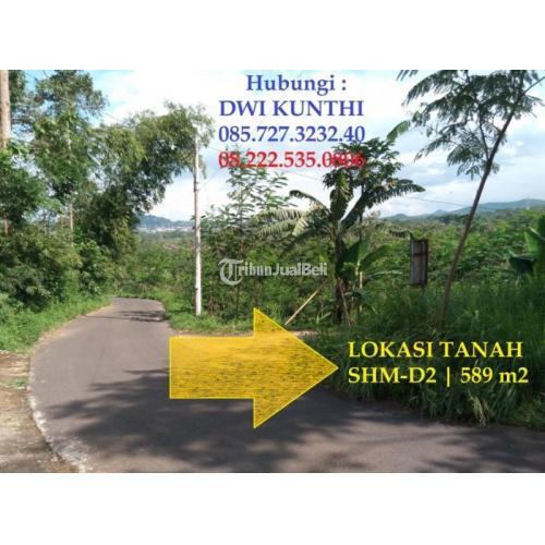 Tanah Kavling Siap Bangun Lokasi Strategis di Siwarak, Ungaran Harga Murah - Jawa Tengah