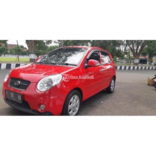 Mobil Kia Picanto Cosmo Bekas Tahun 2010 Normal Orisinil Harga Murah Di Karanganyar Tribunjualbeli Com