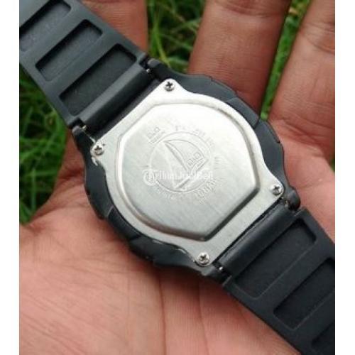 Jam Tangan Q Q Superior Original Kaca Mulus Strap Baru Di Solo Tribunjualbeli Com