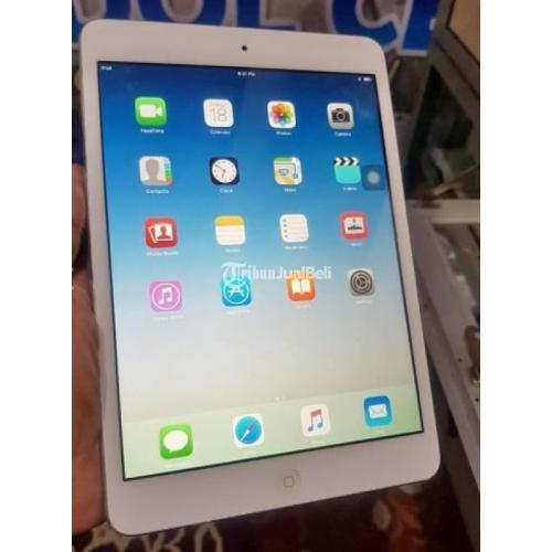 Apple Ipad Mini 1 64 Gb Icloud Kosong Fungsi Normal Siap Pakai Di Sumbawa Barat Tribunjualbeli Com