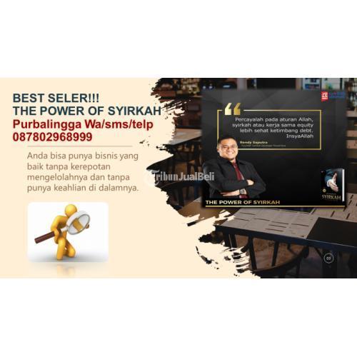 Buku Bisnis Syariah Best Seller Ready Stock - Purwokerto