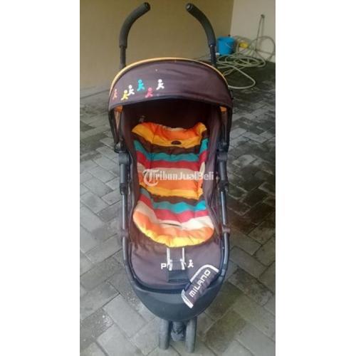 Stroller Bayi Murah Merek Pliko Kondisi Bekas Terawat Ada ...