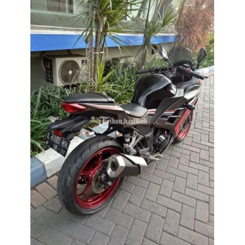 Motor Sport Bekas Kawasaki Ninja 250 ABS Murah Edisi ...