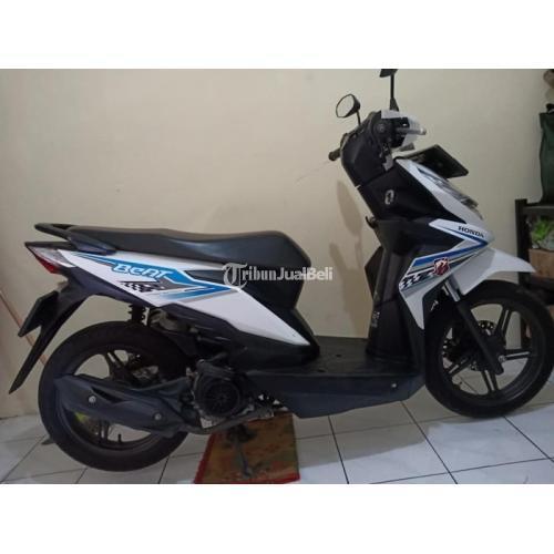 Honda Beat 2018 Motor Bekas Pajak On Surat Lengkap KM Low Normal - Jakarta Timur