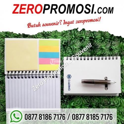 Souvenir Buku Memo 904 Souvenir Kantor Unik Termurah - Tangerang