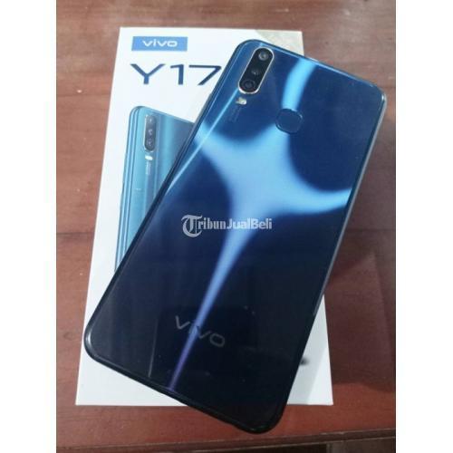 HP Vivo Y17 Bekas Android Ram 4GB Murah Lengkap Original - Surakarta