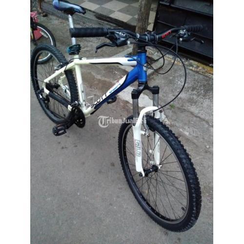 Sepeda Scott USA Bekas MTB Murah Mulus 8 Speed Normal - Bandung