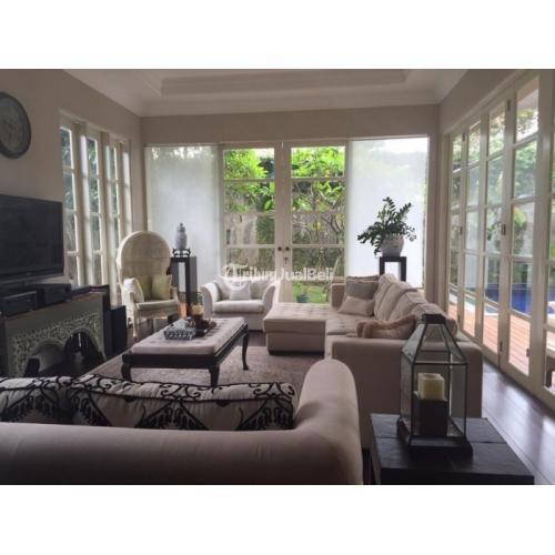 Dijual Murah Rumah Mewah Lokasi Kemang Luas 980 m2 Jakarta Selatan