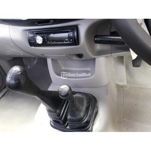 Mobil Mitsubishi Triton Single Cabin Bekas Tahun 2014 4x4 Aktif Normal Murah - Balikpapan
